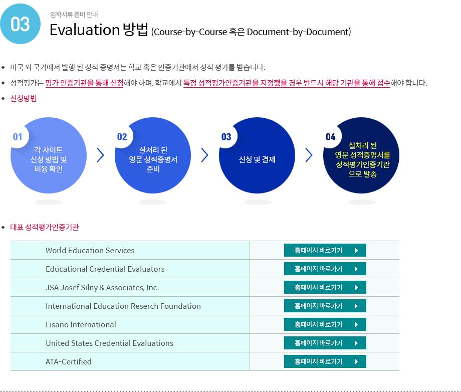 3. Evaluation 방법